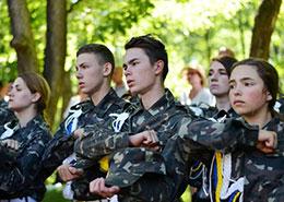 Уряд затвердив нове Положення про військово-патріотичну гру «Джура»